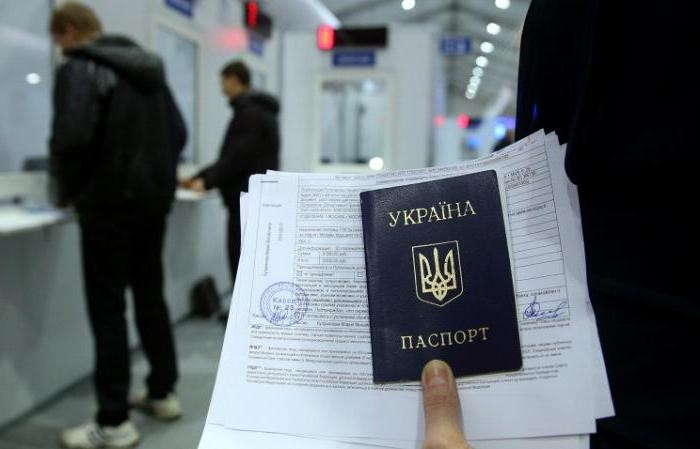 оформление рвп для граждан Украины в Москве